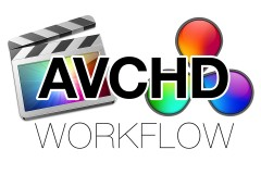 AVCHD Workflow between FCPX and Resolve